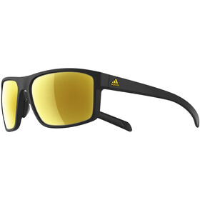 adidas Whipstart Glasses black matt gold